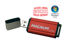 Patriot Memory Announces Xporter Magnum 64GB USB Flash Drive