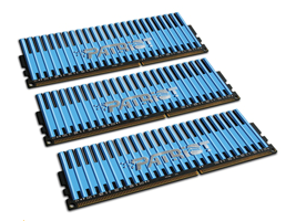 Patriot Announces Viper Series Tri-Channel Memory Kits for Intel's X58 Express Chipset