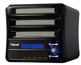Thecus Technology Announces the N3200PRO