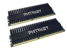 Patriot Memory Releases 8GB DDR2 PC2-6400 800MHz Viper Series High Performance Memory Kit