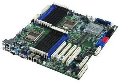 High Performance AMD Platform ASUS KFSN5-D Serverboard with Green Design for High Power Efficiency