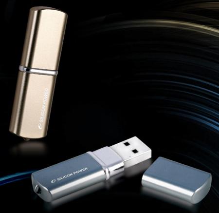 Silicon Power announces LuxMini 720 USB flash drive