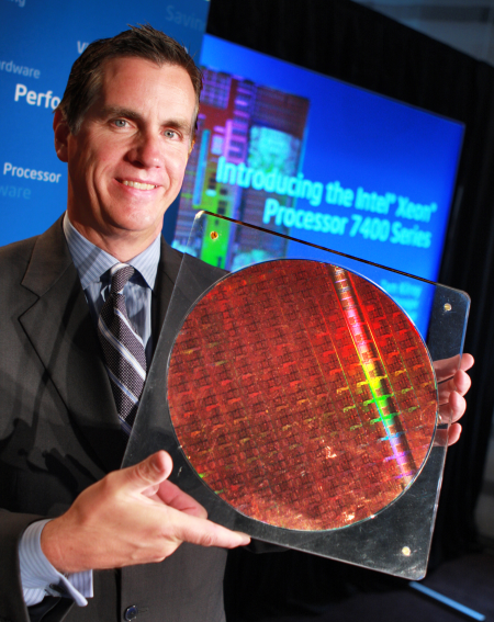 New Intel High-End Xeon Server Processors Raise Performance Bar
