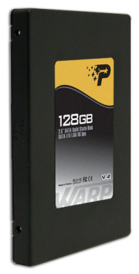 Patriot's improved Warp SSD claims 175MB/s reads