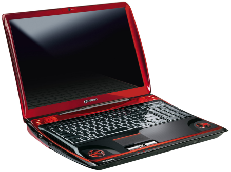 Toshiba PWNS the Gaming Battlefield with Scorching Qosmio X300