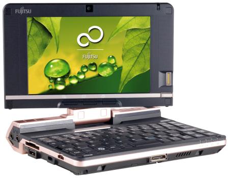 Rev Up the Decibels as Fujitsu's LifeBook U2010 Navigates the Urban Jungle