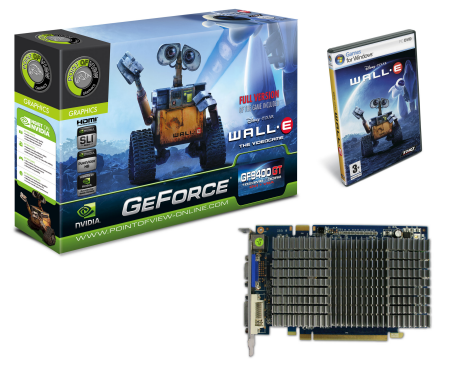 Point of View announces GeForce 9400 GT