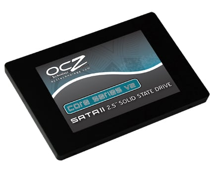 OCZ Core V2 Solid State Disk