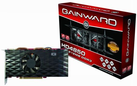 Gainward HD 4850 Golden Sample