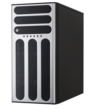 High performance and flexibility with the ASUS TS500-E5 tower server
