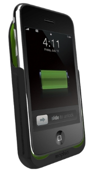 Mophie Doubles the iPhone 3G Battery Life