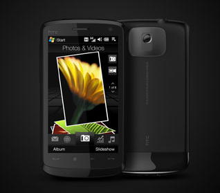 NEW HTC TOUCH HDTM RAISES BAR FOR MOBILE INTERNET AND ENTERTAINMENT
