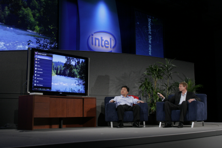 Intel Introduces First IA System on Chip for CE