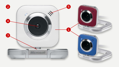Microsoft's Latest LifeCams Bring Life to Video Calls With Versatile New Designs