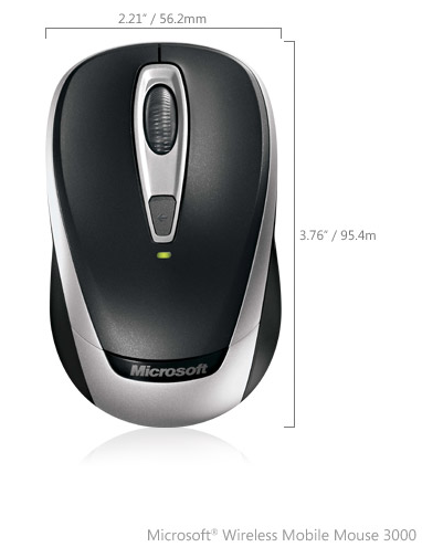 Microsoft Arc Mouse: Where Fashion and Technology Collid