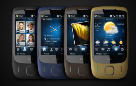 NEW HTC TOUCHTM 3G AND TOUCH VIVATM GIVE GREATER VARIETY AND CHOICE