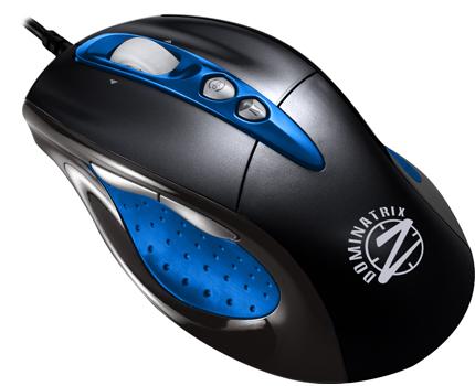 OCZ Unveils Dominatrix Laser Gaming Mouse