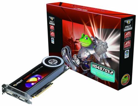 Palit RadeonTM HD 4870X2