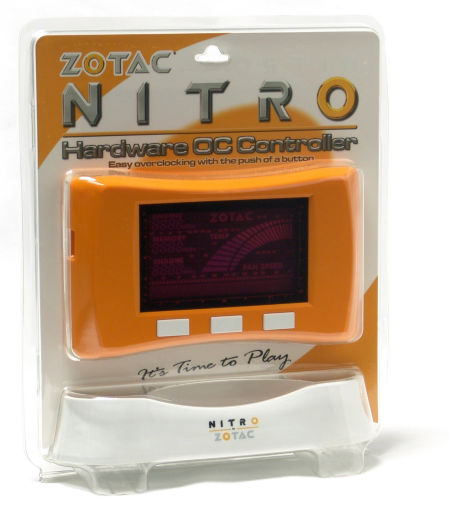ZOTAC Unleashes NITRO at NVISION 08