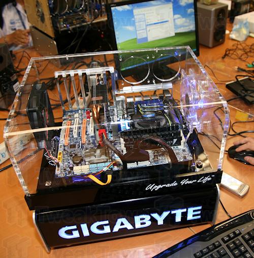 GIGABYTE already has SATA 6 Gbit/s on its mobos