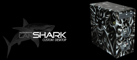 Smoothcreations LANShark small gaming PCs out