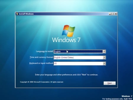 Windows 7 Beta 1 looks the goods