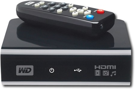 New HD media player from WD hits the market