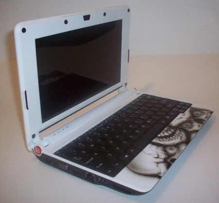 Smoothcreations out with another Netbook called Wedge