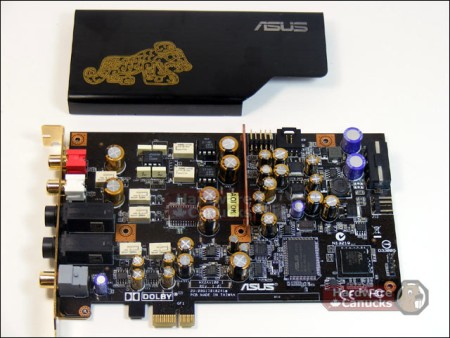 Sneak Peek at ASUS' Xonar Essence STX