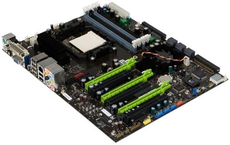 NVIDIA Unveils nForce 980a SLI Motherboard