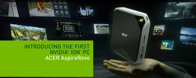 NVIDIA and Acer Disrupt the Market with Amazingly Small, Green, Full-featured PC