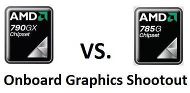 Onboard Graphics Shootout - AMD 790GX vs. 785G