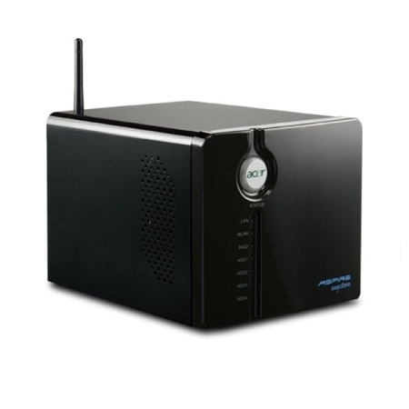 Acer debuts wireless NAS solution