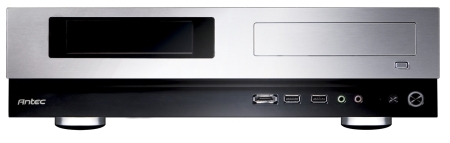 Antec goes for style with home theater enclosure