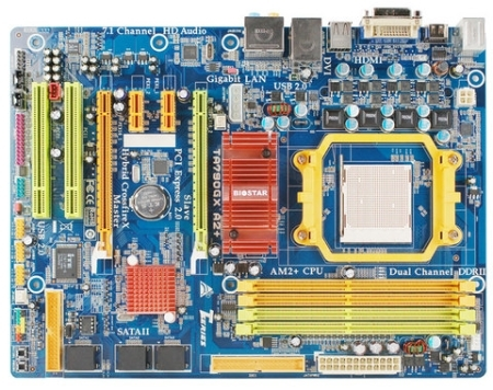 Biostar throws hat into AMD790GX marketplace
