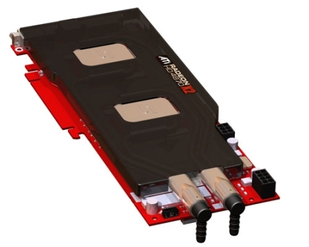 CoolIT Systems unveils HD 4870 X2 liquid cooling