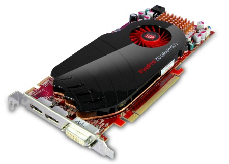Sapphire Technology Introduces the ATI FirePro™ V7750 - Newest High-End Workstation Graphics with Blazing Application Performance