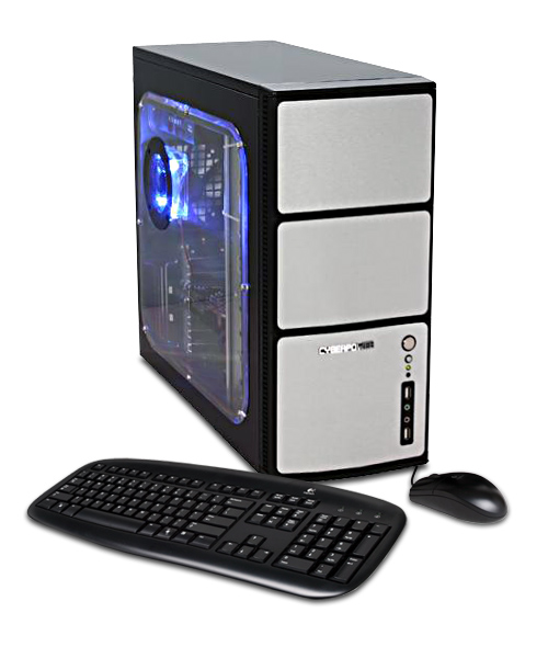 CyberPower Offers Intel Core i7 920-based Gaming System Exclusively at www.newegg.com