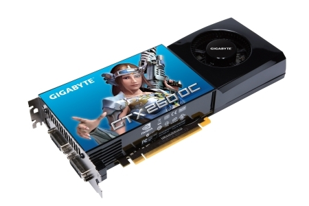 Gigabyte launches GTX 260 OC Graphics Accelerator