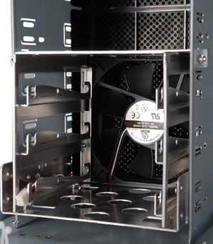 Lancool K12 Midi-Tower Chassis