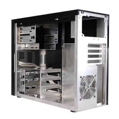 Lian Li launches the all new PC-A03 microATX / Mini-ITX Chassis
