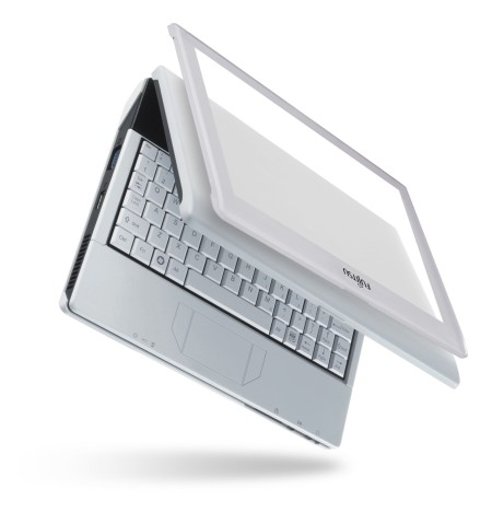 Fujitsu Introduces First Netbook Series - Fujitsu M1010, the Comprehensive Solution for Work and Play