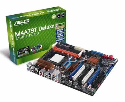ASUS M4 Series motherboards pushing AM3 CPU to the limit