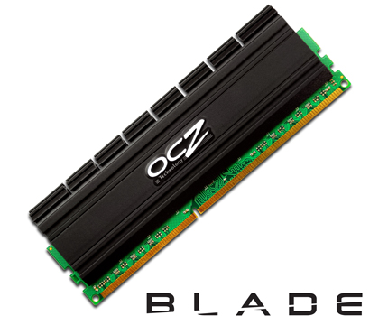 OCZ Technology Unveils 2000MHz Triple Channel Memory Kits for Intel� Core� i7 processors, with the Introduction of the Extreme-Performance Blade Series