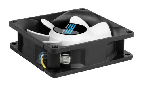 New for CeBIT: Sharkoon PC Fan with Modular Cable System