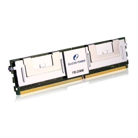 Silicon-Power steps into AMB world with DDR2-800