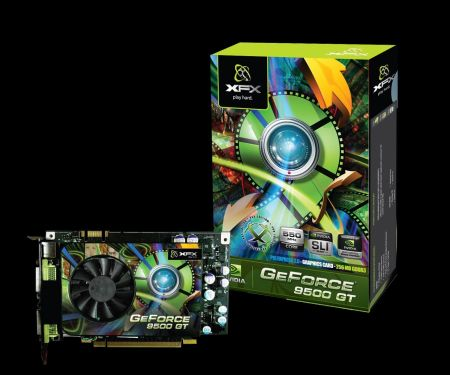 XFX GeForce 9500 GT