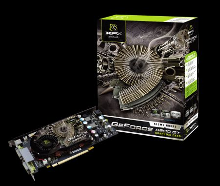 XFX GeForce 9800 GT