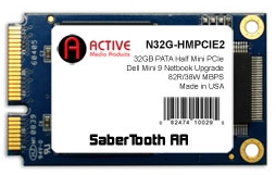 Active Media Products Releases Netbook SSD Upgrade Videos