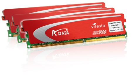 A-DATA expands its XPG Plus Series with DDR3-1800+